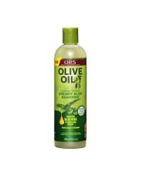 ORS Olive Oil Moisture Restore Creamy Aloe Shampoo With Aloe Vera 370 ml