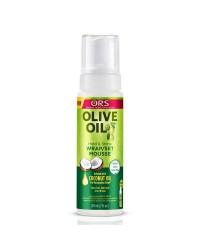 ORS Olive Oil Moisture Restore Wrap mousse