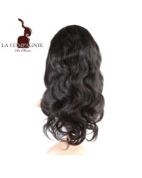 LACE FRONTAL WIG VIERGE ONDULE