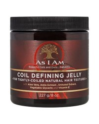 Coil Defining Jelly 8oz