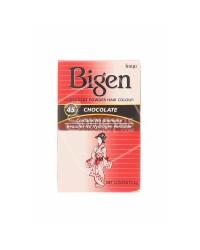 Bigen Permanent Powder Hair Colour 6 g 45 Chocolate