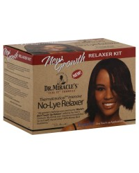 Dr.Miracles Dr.Miracles New Growth No Lye Relaxer Kit Regular