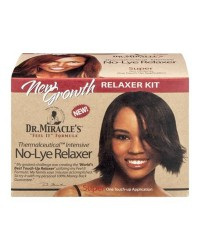 Dr.Miracles Dr.Miracles New Growth No Lye Relaxer Kit Super