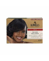 Dr.Miracles No Lye Relaxer Kit 1 Application Super