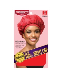 RED By Kiss Satin Day & Night Cap - Asstd One Size(HDN)