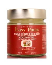 Easy Pouss HUILE DE COCO VIERGE