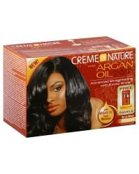 CN Argan Oil No Lye Relaxer 1 Application Regular