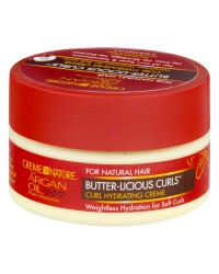 Creme Of Nature Argan Oil Butter Licious Curls Curl Hydrating Buttercreme 213 g
