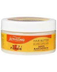 Activilong Paris Acti Force Black Castor Oil Hair Butter 240 ml