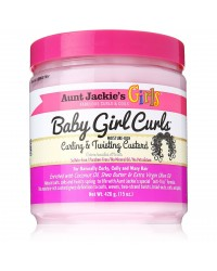 Aunt Jackies Baby Girl Curls Curling And Twisting Custard 426 g