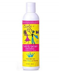 CURLY Q GEL-LES'C 8oZ