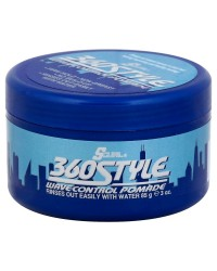 Lusters Products S Curl 360 Style Wave Control Pomade 85 g