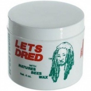 Lets Dred Natures Bees Wax 4 FL OZ