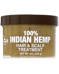 Kuza Hundred Percent Indian Hemp Hair And Scalp Treatment 226 g