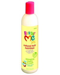 Just For Me Natural Hair Nutrition Detangling Creamy Co Wash 354 ml