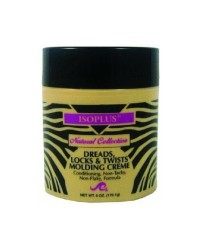 ISOPLUS Natural Collections Dreads Locks And Twist Molding Creme 170 g