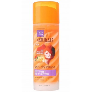Dark And Lovely Naturale Anti Shrinkage Easy Twist Gel And Butter 150 ml