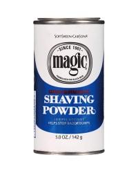 SoftSheen Carson Magic Shaving Powder Blue 142 g