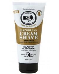 SoftSheen Carson Magic Shave Cream Smooth 170 g