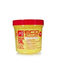 Ecoco Styling Gel - 16oz Argan Oil (114MA)