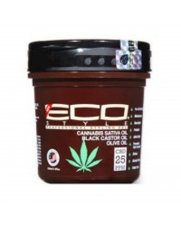 Ecoco Styling Gel - 8oz Cannabis Sativa Oil Gel (113CBD)