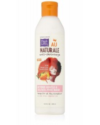 Dark & Lovely Au Naturale Beyond Gentle And Sulfate Free Wash 400 ml