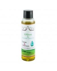 Huile Olive Menthe Poivrée