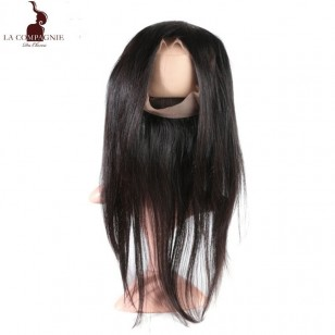 LACE FRONTAL 360 VIERGE LISSE RAIDE