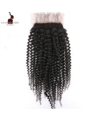 SILK BASE CLOSURE BRESILIENNE KINKY