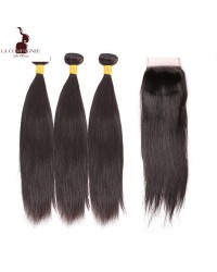 PROMO 3 PAQUETS LISSES + CLOSURE