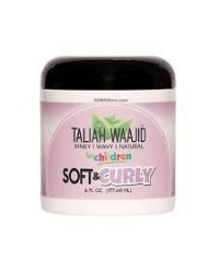 soft & curly Taliah Waajid