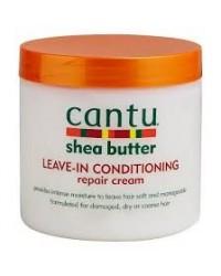 Cantu shea butter leave-in Conditioning Repair Cream 16 oZ- 453g