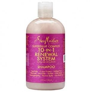 Moisture Shampooing Multi benefit 10 en 1 384ml