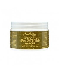 Shea Moisture Yucca PLantain Masque Ant Casse-384ml