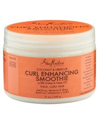 Shea Moisture Curl Enhancing Smoothie coco et hibiscus 340gr