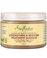 Shea Moisture Jamaican Black Castor Oil Strengthen Restore Masque 384ml