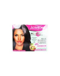 Activilong No lye relaxer Macadamia Jojoba kit regular