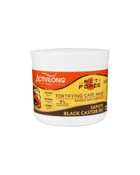 Activilong Paris Acti Force Black Castor Oil Fortifying Care Mask 200 ml