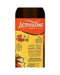 Activilong Paris Acti Force Black Castor Oil Hot Oils 200 ml