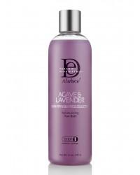 DE Agave & Lavande Bain capillaire hydratant - 12 oz