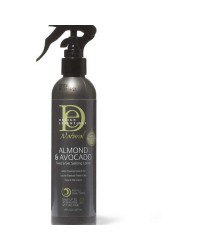 DE Almond AvocadoTwist & set lotion 8 oz / Lotion fixante twist & set 236 ml