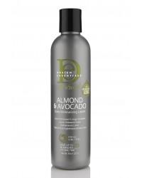 DE Amande & Avocat Lotion Hydratante8 oZ