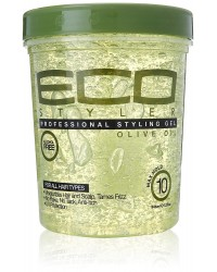Ecoco Styling Gel - 1 gallon oz Olive Oil