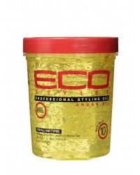 Ecoco Styling Gel - 8oz Argan Oil (117BC)